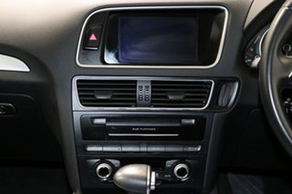 2016 Audi Q5 8R MY17 TDI S Tronic Quattro Utopia Blue 7 Speed Sports Automatic Dual Clutch Wagon