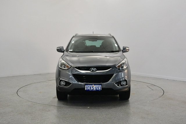 Used Hyundai ix35 LM3 MY14 SE, 2014 Hyundai ix35 LM3 MY14 SE Steel Grey 6 Speed Sports Automatic Wagon