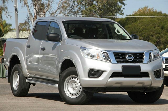 New Nissan Navara D23 S3 SL, 2018 Nissan Navara D23 S3 SL Brilliant Silver 7 Speed Sports Automatic Utility