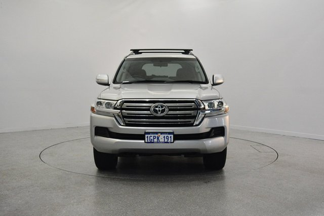 Used Toyota Landcruiser VDJ200R GXL, 2015 Toyota Landcruiser VDJ200R GXL Silver 6 Speed Sports Automatic Wagon