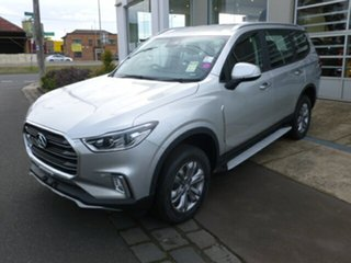 2018 LDV D90 SV9A Mode Silver 6 Speed Sports Automatic Wagon.