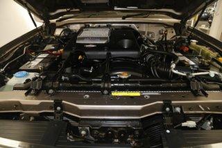 2008 Nissan Patrol GU 6 MY08 ST Green 4 Speed Automatic Wagon