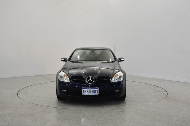 Used Mercedes-Benz SLK280 R171 MY07 , 2007 Mercedes-Benz SLK280 R171 MY07 Blue 7 Speed Automatic Roadster