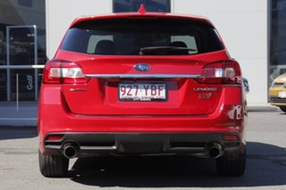 2017 Subaru Levorg V1 MY18 2.0 STI Sport CVT AWD Pure Red 8 Speed Constant Variable Wagon