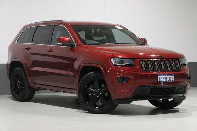 Used Jeep Grand Cherokee WK MY14 Blackhawk (4x4), 2014 Jeep Grand Cherokee WK MY14 Blackhawk (4x4) Red 8 Speed Automatic Wagon