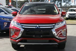2019 Mitsubishi Eclipse Cross YA MY19 Exceed (2WD) Red Diamond Continuous Variable Wagon