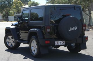 2011 Jeep Wrangler JK MY2011 Sport Black 4 Speed Automatic Softtop