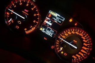 2014 Subaru WRX V1 MY15 STI AWD Premium Blue 6 Speed Manual Sedan