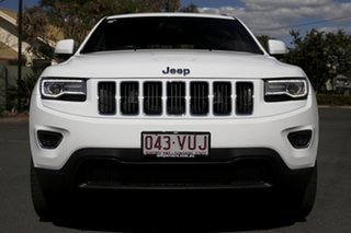 2015 Jeep Grand Cherokee WK MY15 Laredo White 8 Speed Sports Automatic Wagon