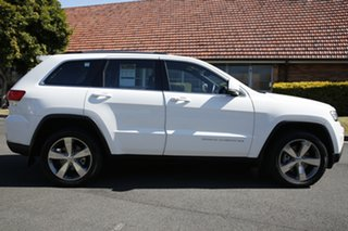 2015 Jeep Grand Cherokee WK MY15 Laredo White 8 Speed Sports Automatic Wagon.
