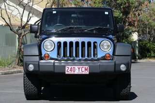 2011 Jeep Wrangler JK MY2011 Sport Black 4 Speed Automatic Softtop.