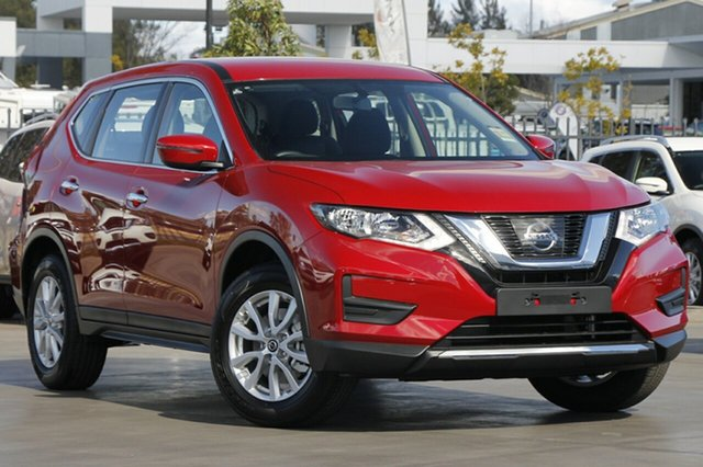 New Nissan X-Trail T32 Series II ST X-tronic 2WD, 2020 Nissan X-Trail T32 Series II ST X-tronic 2WD Red 7 Speed Constant Variable Wagon
