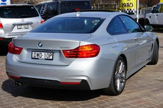 2013 BMW 428i F32 M Sport Silver 8 Speed Sports Automatic Coupe