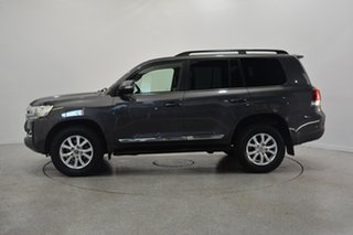 2015 Toyota Landcruiser VDJ200R Sahara Grey 6 Speed Sports Automatic Wagon
