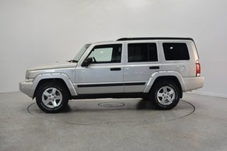 2008 Jeep Commander XH Silver 5 Speed Sports Automatic Wagon