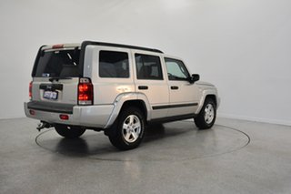 2008 Jeep Commander XH Silver 5 Speed Sports Automatic Wagon.