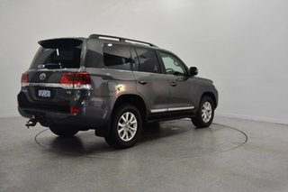 2015 Toyota Landcruiser VDJ200R Sahara Grey 6 Speed Sports Automatic Wagon.