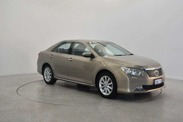 Used Toyota Aurion GSV50R Presara, 2014 Toyota Aurion GSV50R Presara Gold 6 Speed Sports Automatic Sedan