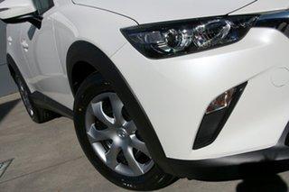 2018 Mazda CX-3 DK2W76 Neo SKYACTIV-MT Snowflake White 6 Speed Manual Wagon.