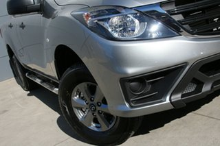 2018 Mazda BT-50 UR0YG1 XT 4x2 Hi-Rider Aluminium 6 Speed Sports Automatic Utility.