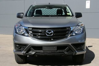 2018 Mazda BT-50 UR0YG1 XT Freestyle 4x2 Hi-Rider Aluminium 6 Speed Sports Automatic Cab Chassis