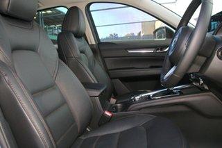 2018 Mazda CX-5 KF4WLA Akera SKYACTIV-Drive i-ACTIV AWD Eternal Blue 6 Speed Sports Automatic Wagon