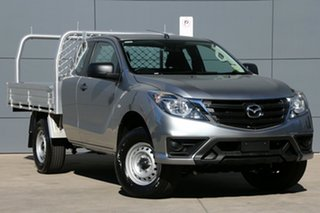 2018 Mazda BT-50 UR0YG1 XT Freestyle 4x2 Hi-Rider Aluminium 6 Speed Sports Automatic Cab Chassis.