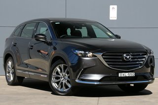 2018 Mazda CX-9 TC GT SKYACTIV-Drive i-ACTIV AWD Machine Grey 6 Speed Sports Automatic Wagon.
