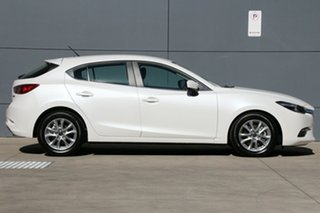 2018 Mazda 3 BN5478 Touring SKYACTIV-Drive Snowflake White 6 Speed Sports Automatic Hatchback