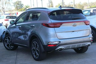 2020 Kia Sportage QL MY21 GT-Line AWD Steel Grey 6 Speed Sports Automatic Wagon.