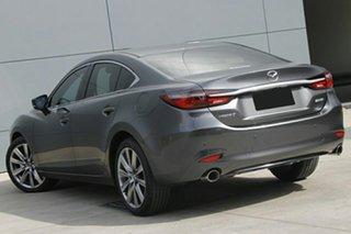 2019 Mazda 6 GL Atenza Machine Grey 6 Speed Automatic Sedan.