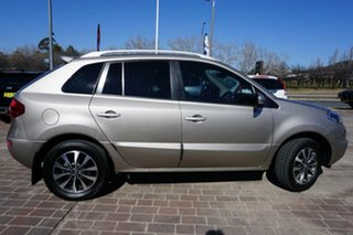 2012 Renault Koleos H45 Phase II Bose Special Edition Beige 6 Speed Sports Automatic Wagon