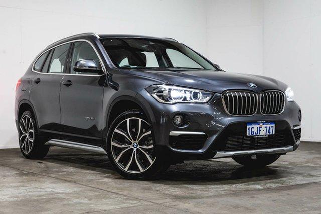 Used BMW X1 F48 xDrive25i Steptronic AWD, 2017 BMW X1 F48 xDrive25i Steptronic AWD Grey 8 Speed Sports Automatic Wagon