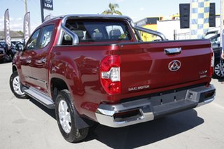 2021 LDV T60 SK8C Luxe Agate Red 6 Speed Sports Automatic Utility.