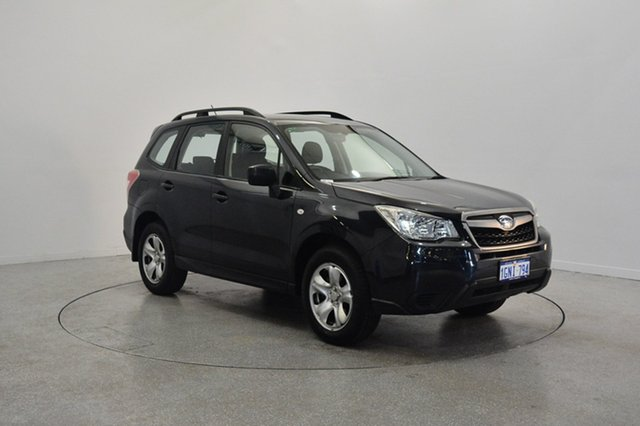 Used Subaru Forester S4 MY13 2.0i AWD, 2013 Subaru Forester S4 MY13 2.0i AWD Grey 6 Speed Manual Wagon