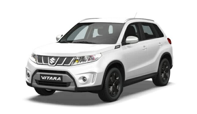 New Suzuki Vitara LY S Turbo 2WD, 2018 Suzuki Vitara LY S Turbo 2WD Pearl White 6 Speed Sports Automatic Wagon