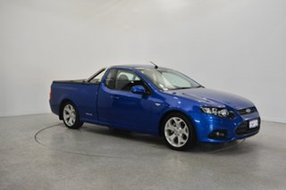 2012 Ford Falcon FG MkII XR6 Ute Super Cab Kinetic 6 Speed Sports Automatic Utility.