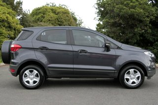 2014 Ford Ecosport BK Ambiente PwrShift Sea Grey 6 Speed Sports Automatic Dual Clutch Wagon