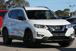 2019 Nissan X-Trail T32 Series II Ivory Pearl 7 Speed Constant Variable Wagon.