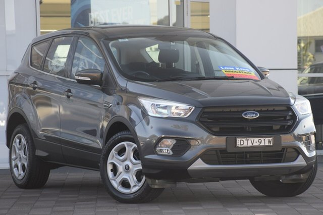 Used Ford Escape ZG Ambiente 2WD, 2017 Ford Escape ZG Ambiente 2WD Magnetic 6 Speed Sports Automatic SUV