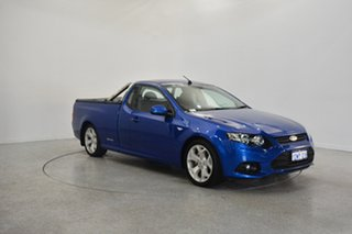 2012 Ford Falcon FG MkII XR6 Ute Super Cab Kinetic 6 Speed Sports Automatic Utility