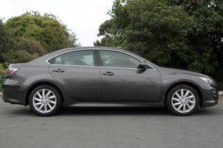 2012 Mazda 6 GH1052 MY12 Touring Graphite 5 Speed Sports Automatic Sedan