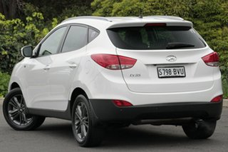 2013 Hyundai ix35 LM3 MY14 SE White 6 Speed Sports Automatic Wagon.