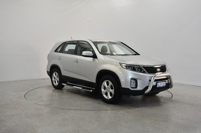 Used Kia Sorento UM MY15 SI, 2015 Kia Sorento UM MY15 SI Silver 6 Speed Sports Automatic Wagon