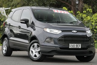 2014 Ford Ecosport BK Ambiente PwrShift Sea Grey 6 Speed Sports Automatic Dual Clutch Wagon.