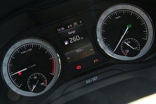 2021 Skoda Kodiaq NS MY21 132TSI DSG Sportline Moon White 7 Speed Sports Automatic Dual Clutch Wagon