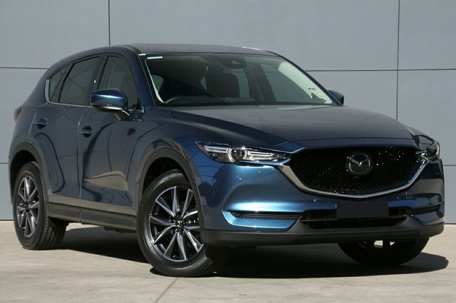New Mazda CX-5 CX-5J Akera Turbo (AWD) Kirrawee, 2020 Mazda CX-5 CX-5J Akera Turbo (AWD) Eternal Blue 6 Speed Automatic Wagon