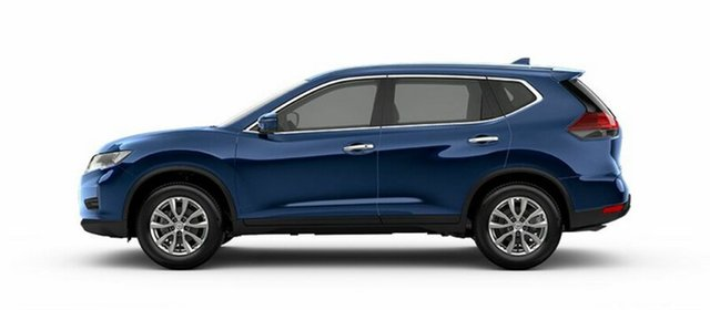 Demo Nissan X-Trail T32 Series II ST X-tronic 2WD, 2018 Nissan X-Trail T32 Series II ST X-tronic 2WD Marine Blue 7 Speed Constant Variable Wagon