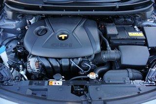 2016 Hyundai i30 GD4 Series II M SR Silver 6 Speed Sports Automatic Hatchback