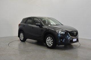 2013 Mazda CX-5 KE1071 MY13 Maxx SKYACTIV-Drive Sport Grey 6 Speed Sports Automatic Wagon.
